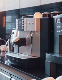 Valj ratt kaffe maskin