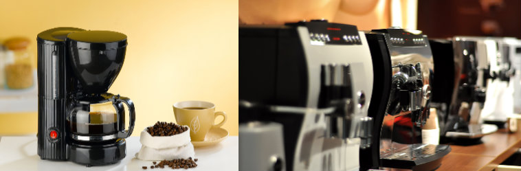 Coffee Maker And Machine